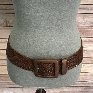 Banana Republic Leather Belt- XS